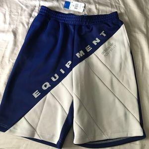 Adidas EQT Shorts Blue Medium